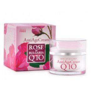 Rose of Bulgaria Anti-age crème Q10