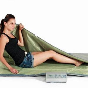 (uitverkocht) Infrarood deken warmtetherapie -model PH-2B (dubbel)
