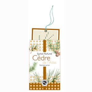 Geurzakje - Cedar