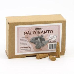 Palo Santo Fairtrade - Wierook cones