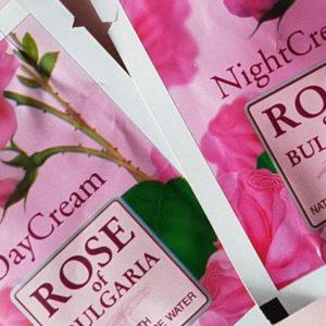 Rose of Bulgaria - mix van testers gratis aan te vragen