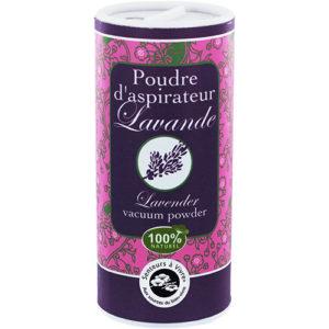 Stofzuiger poeder - Lavendel - 40 gr.