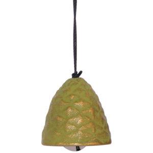 Japanse windgong Iwachu® - groen/goud