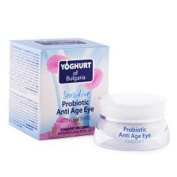 Yoghurt of Bulgaria - Anti-age oog crème 40 ml.