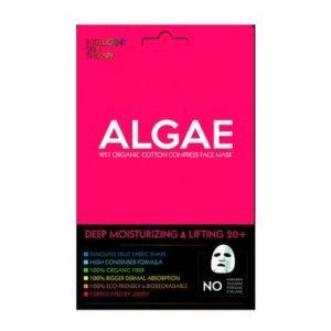 Intelligent Skin Therapy Home SPA- organic cotton masker Zeealgen - 35+