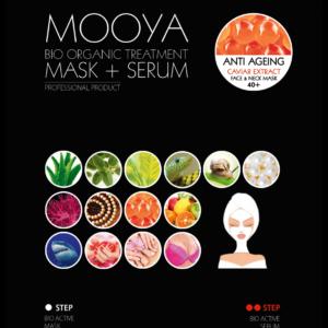 Mooya Bio-organic Home Spa - Zalmkaviaar anti-age verstevigend - 40+