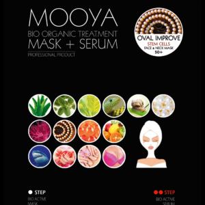 Mooya Bio-organic Home Spa - Stamcel contourverbetering - 45+