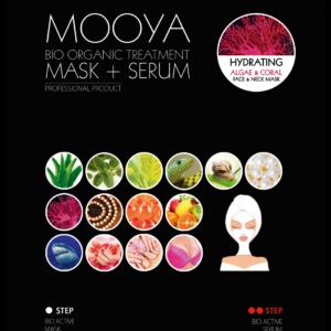 Mooya Bio-organic Home Spa - Koraal & algen extract hydraterend - all age