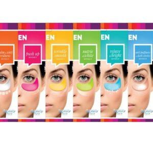 BeautyFace Collageen Oog- & Lip Pads