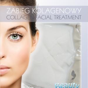 BeautyFace Collageen masker - diamant & zilver - verjongend en herstellend 30+