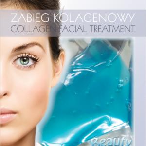 BeautyFace Collageen masker - zee algen - vochtherstellend en verstevigend 20+