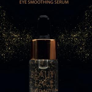 BeautyFace Gold Active serum - oog serum goud peptiden