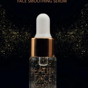 BeautyFace Gold active serum - gezichtsserum goud peptiden