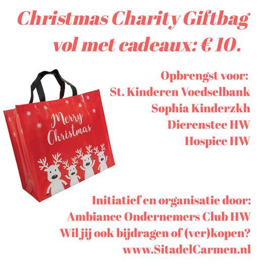Christmas Charity Giftbag