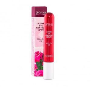 Regina Roses Oog contour serum - ice roller 15 ml.